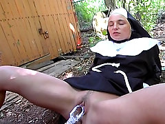 Girls im spermarausch Scene 02. Horny nun got lost and she needs som..