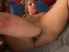 hot lesbian 3some. mom granny and me