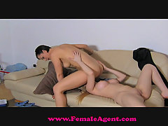 FemaleAgent Big breast casting. FemaleAgent Big breast casting
