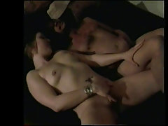 Libby lovin two cocks in a threesome. A buddy and I are loving it to..