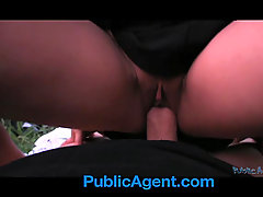 PublicAgent Some of my amateur sex tapes. 4 PublicAgent  outdoor sex..