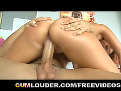 Carla Cox gets fucked while working out. Carla Cox is passionate abo..