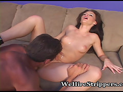 Teen Spinner Seccumbs To Older Man. Teen Spinner Seccumbs To Older M..