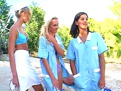 Nurses on the Loose