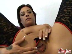 Exotic pussy show 