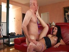Black haired stockings big ass bitch fuck