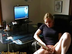 Real girl: Real,hot orgasm