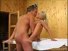 Hot Sauna Sex