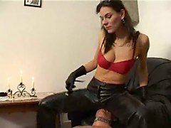 Mistress Sarka facesitting