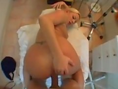 Vanessa Michaels takes care of her patient cumshot pornstar