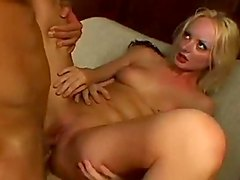 Melissa Lauren Fucked By 2 Guys Like A Ragdoll pornstar groupsex