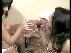 teen russian lesbian smoking enjoy
