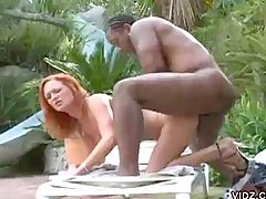 Fiery redhead slut donna marie taking