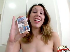 year old billie morrison gets written on and fucked