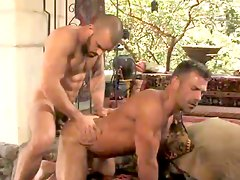 Tales of the arabian nights with horny muscled gay