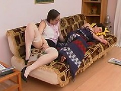 Judith&Nikola naughty mature action